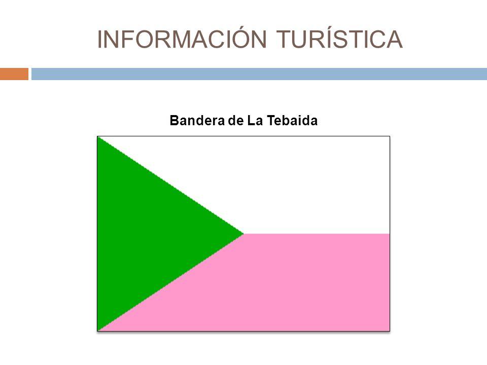 INFORMACIÓN TURÍSTICA Bandera de La Tebaida