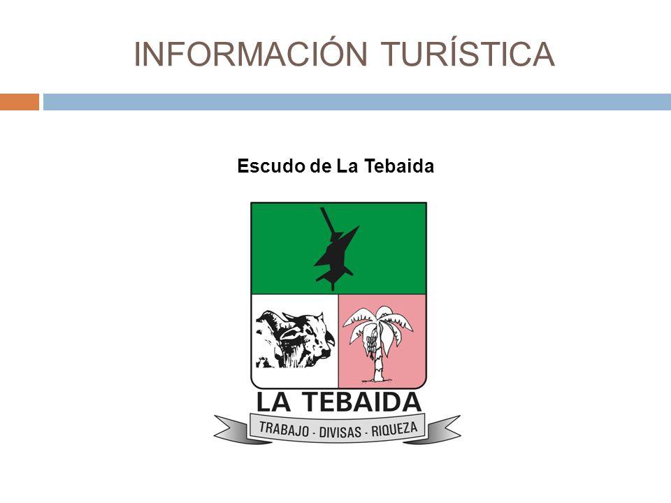 INFORMACIÓN TURÍSTICA Escudo de La Tebaida