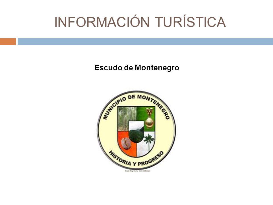 INFORMACIÓN TURÍSTICA Escudo de Montenegro