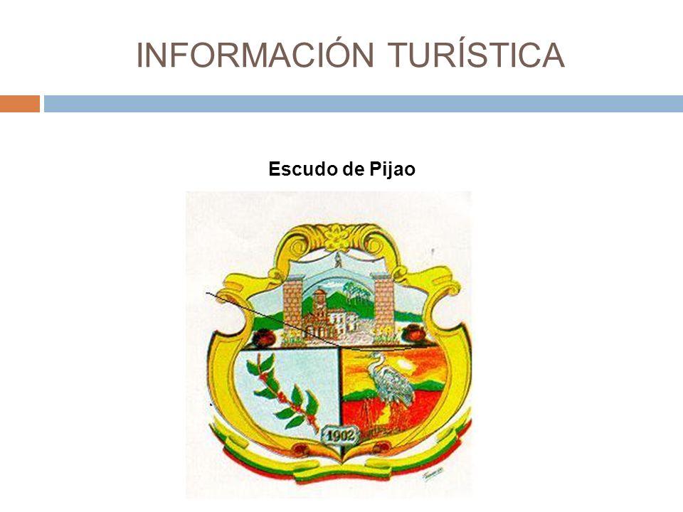 INFORMACIÓN TURÍSTICA Escudo de Pijao