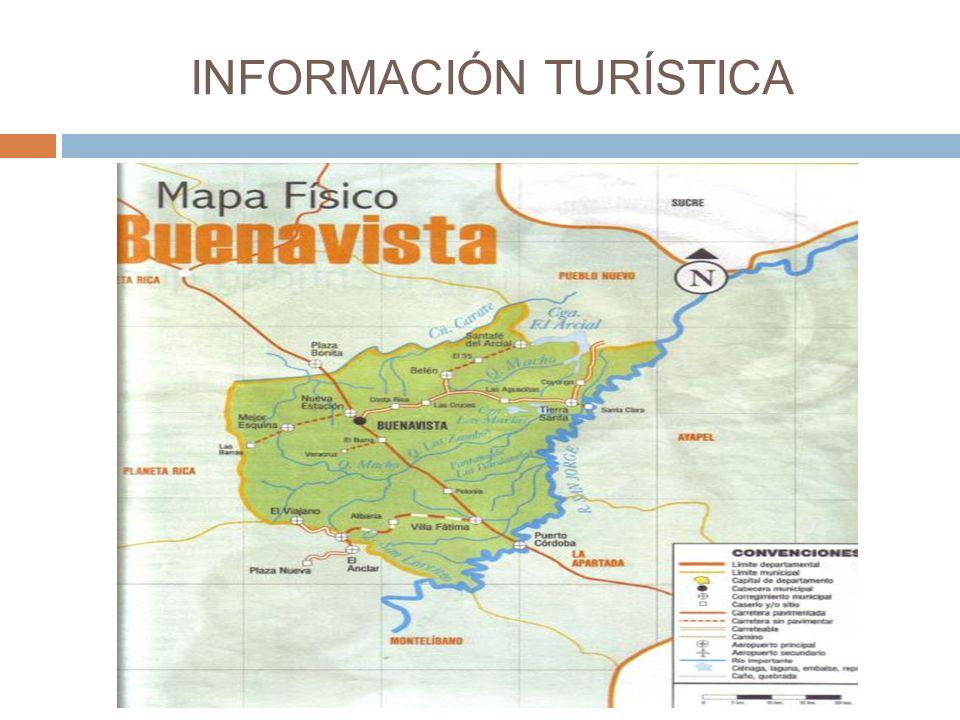 Mapa de BuenaVista