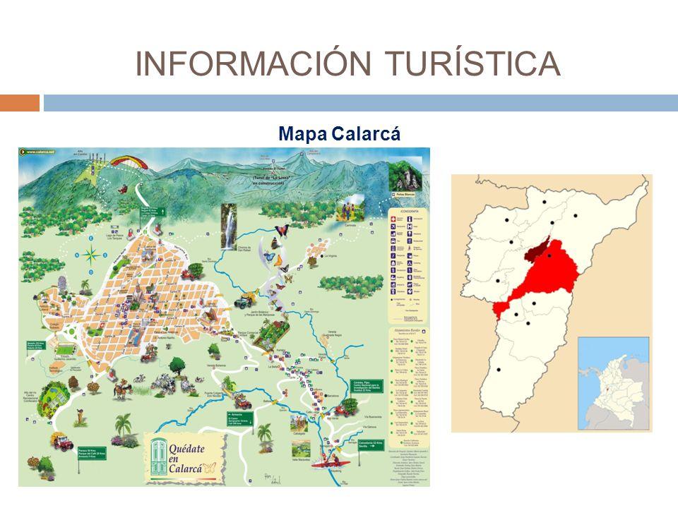 Mapa Calarcá