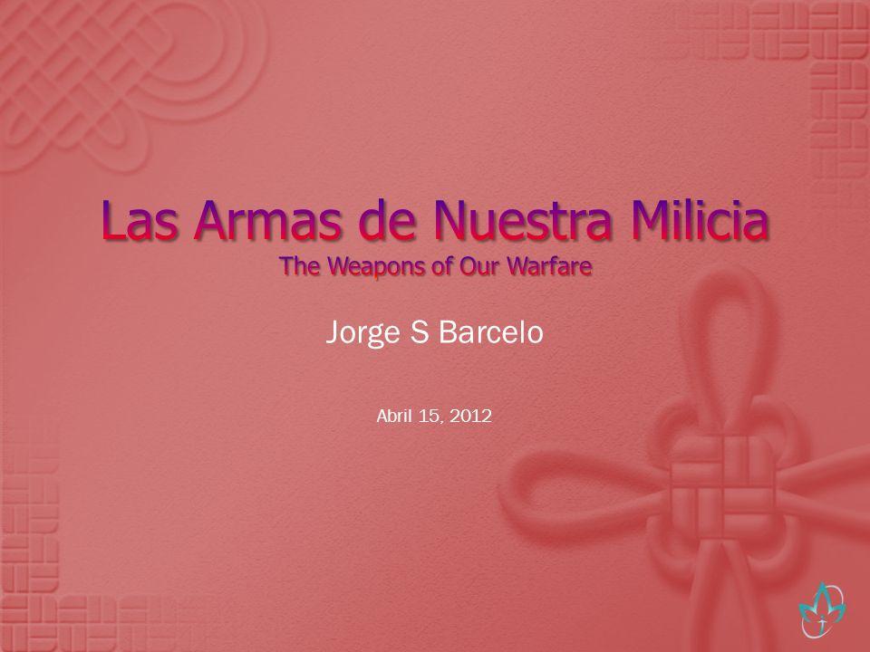 Jorge S Barcelo Abril 15, 2012