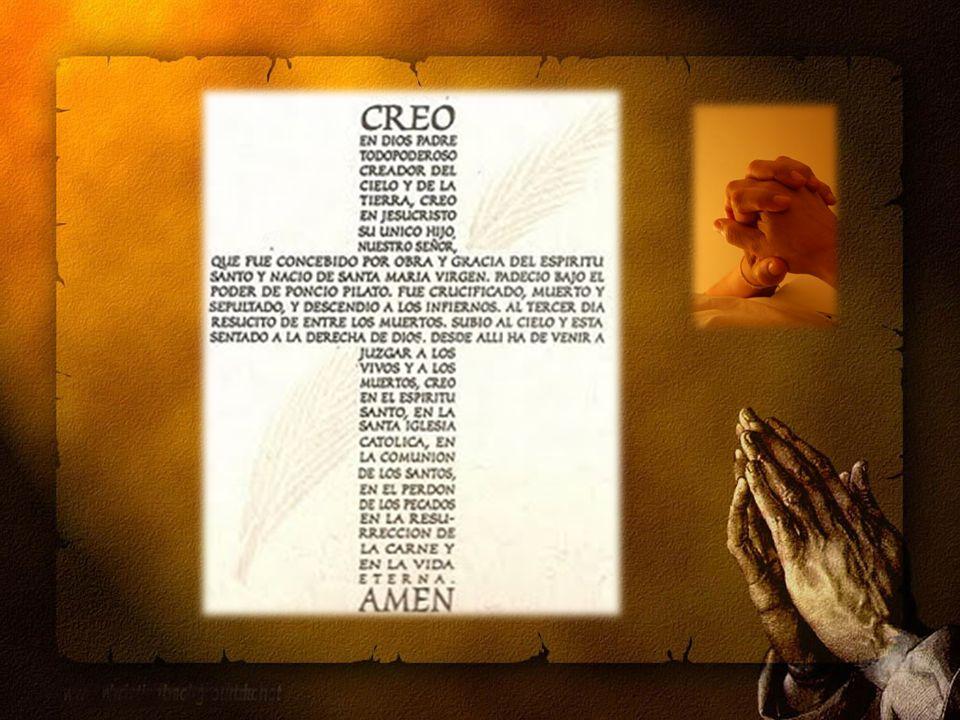 Oración: «estate Señor, conmigo siempre, sin jamás partirte, y cuando decidas irte, llévame Señor contigo.