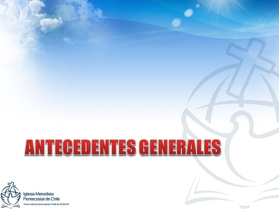 Dos elementos claves: – Es una orden del Señor – Es representativa de la Regeneración.