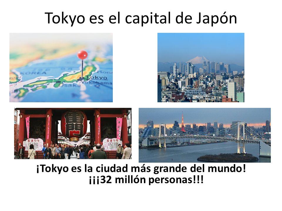 Este es Japón.