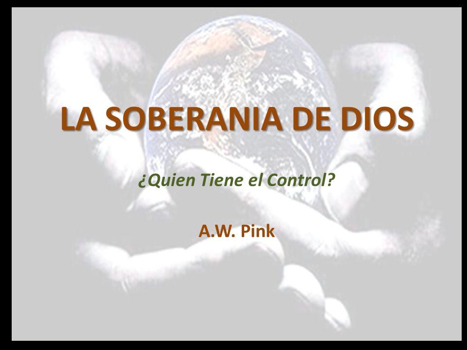 DIOS CONTROLA LA NATURALEZA Vuelvan a ti, Señor y Dios nuestro la gloria, el honor y el poder, pues tú lo mereces.