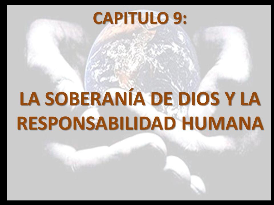 En el capítulo anterior consideramos la cuestión de la voluntad humana.