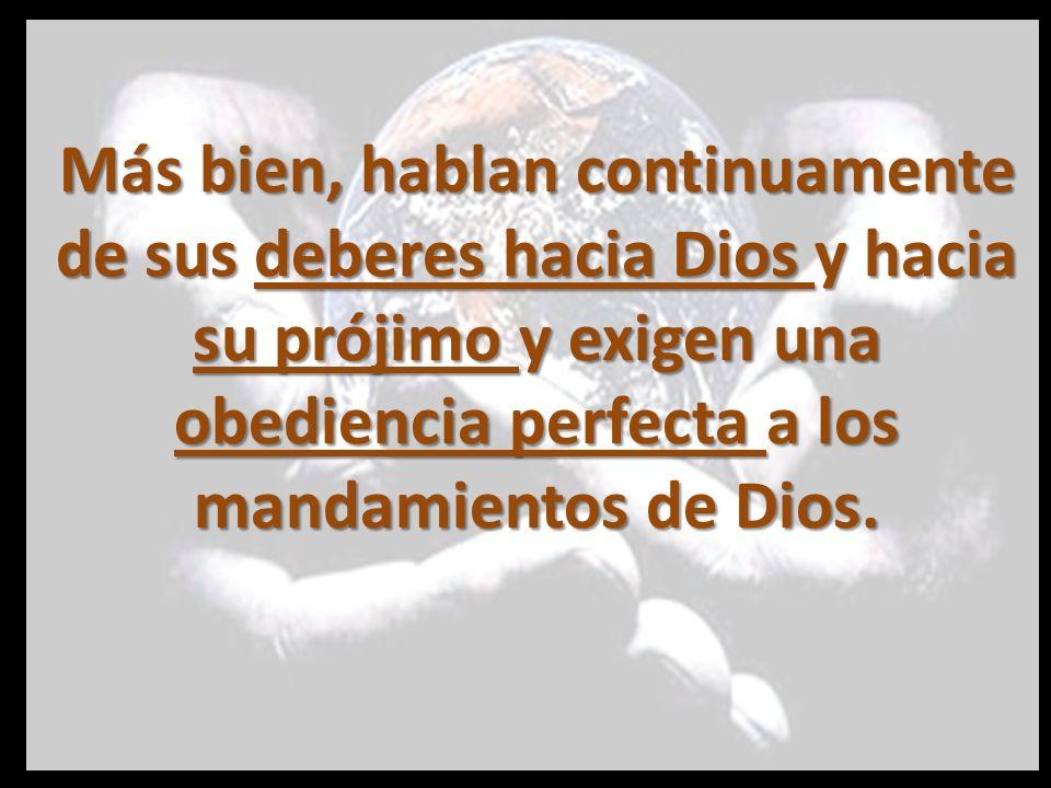Entonces, el asunto más difícil es definir la relación entre: La Soberanía de Dios y La Responsabilidad Humana.