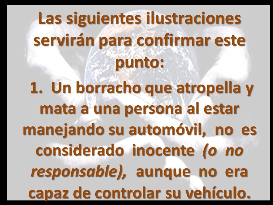 2.El ladrón que es controlado por la concupiscencia y la avaricia, no puede dejar de robar.