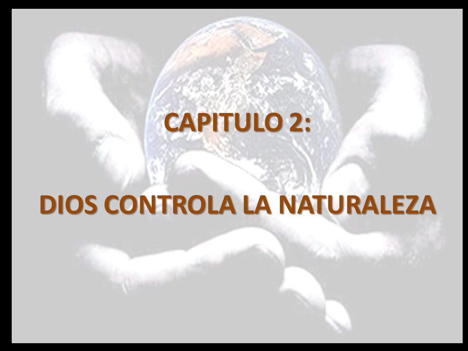CAPITULO 3: DIOS CONTROLA AL HOMBRE