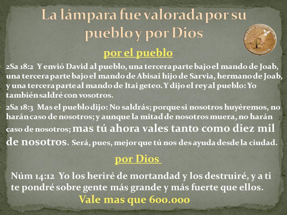 Cuidando la lámpara Hombre de Dios = autoridad =rey Pro 16:15 En la alegría del rostro del rey está la vida, Y su benevolencia es como nube de lluvia tardía.