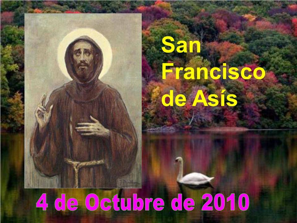 San Francisco sufrió mucho al ver en Oriente las malas costumbres de los soldados de las cruzadas.