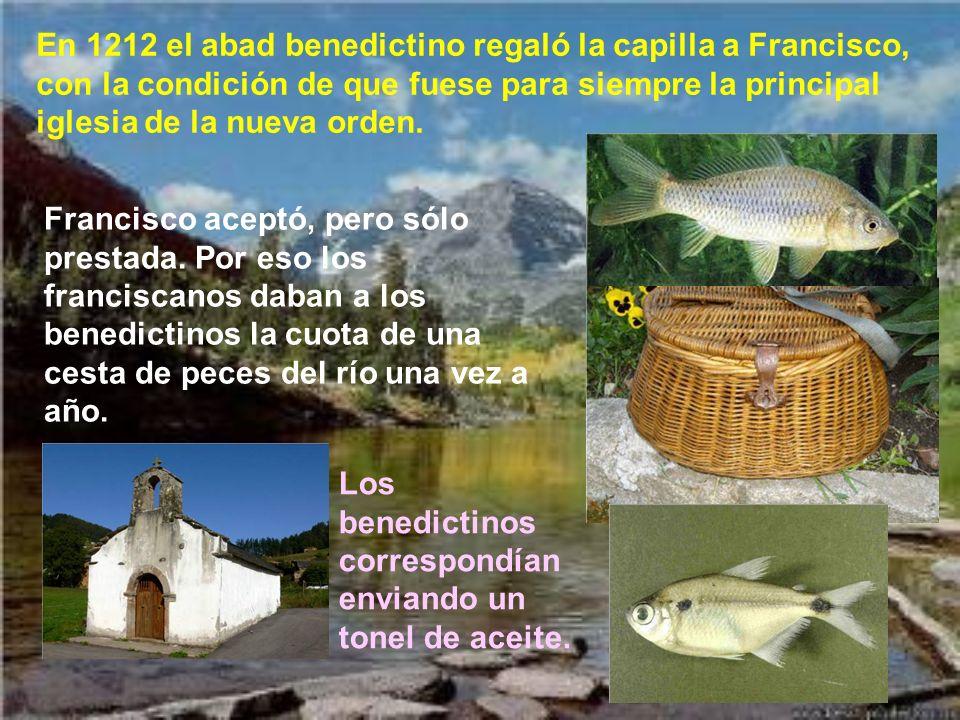 El segundo fue Pedro de Cattaneo, el tercero el hermano Gil, hombre sencillo y bueno. Luego Silvestre y otros.