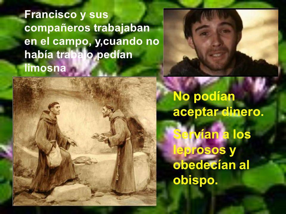 En ese año 1212, santa Clara decide seguir a Francisco en su entrega total a Dios. La seguirán otras clarisas, que se establecen en san Damián.