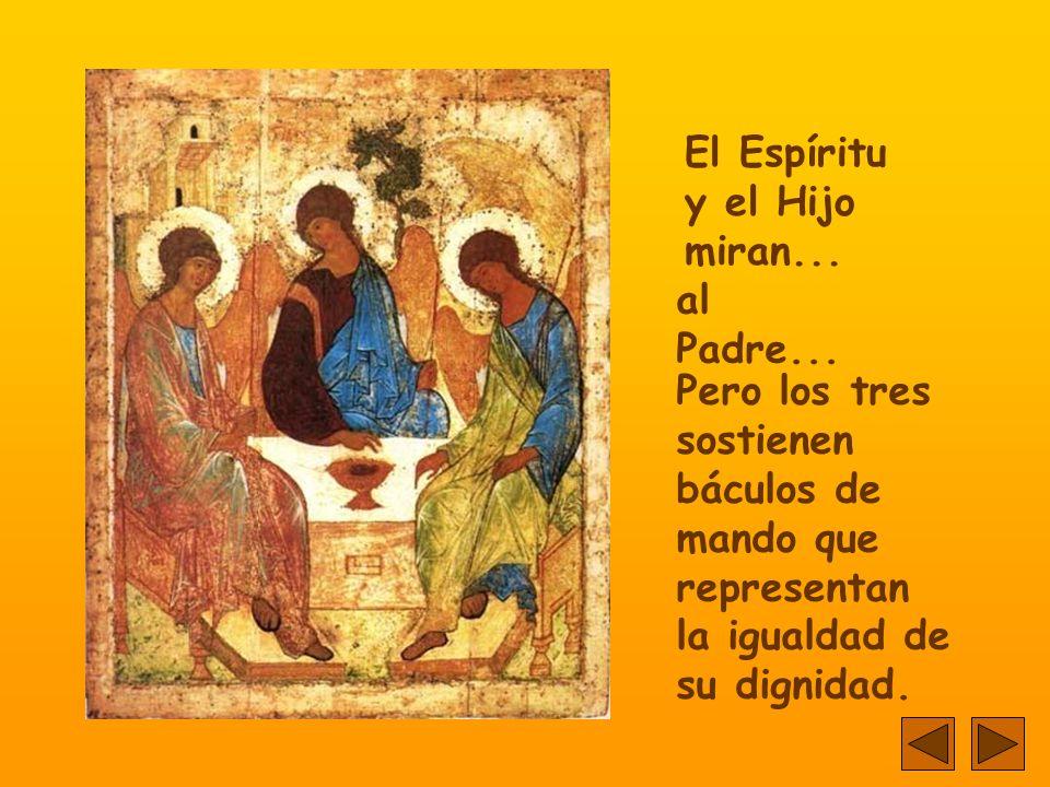 El tercer ángel representa al Espíritu Santo...