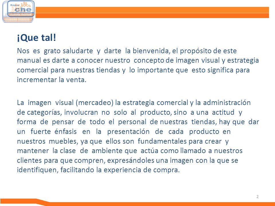 3 Guía de Mercadeo No hay que olvidar que la consistencia en la buena presentación del producto va a crear credibilidad, esto va hacer nuestra arma más fuerte e incrementará la venta.