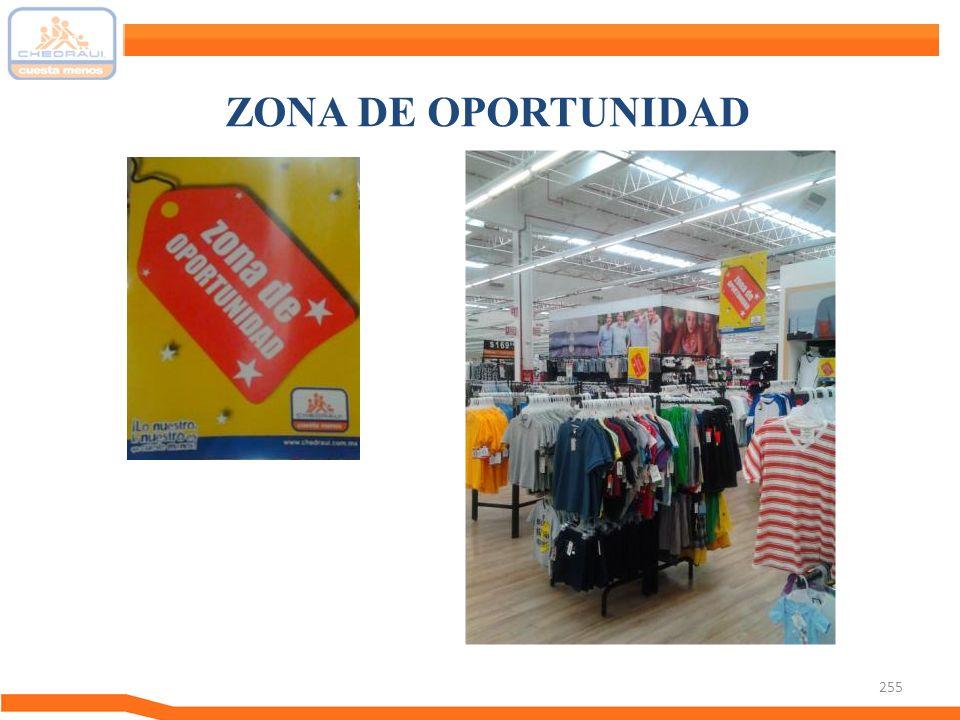 255 ZONA DE OPORTUNIDAD