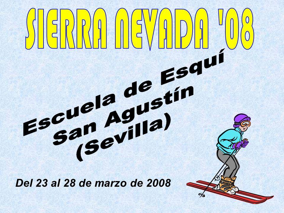 Del 23 al 28 de marzo de 2008
