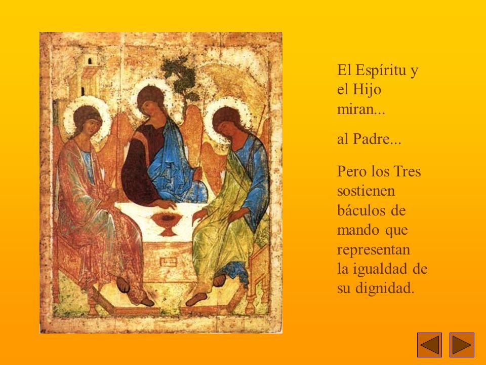 El tercer Angel representa al Espíritu Santo...