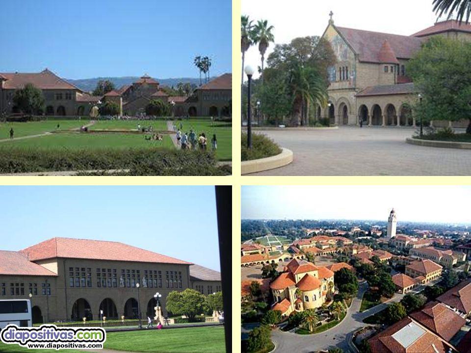 El Mausoleo de Stanford, ubicada en el noroeste El Mausoleo de Stanford, ubicada en el noroeste de la Universidad de Stanford en el campus de la Unive