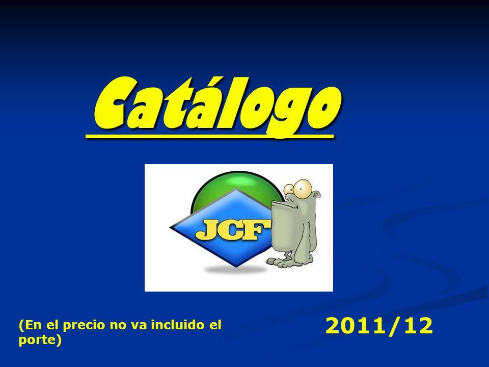 Catálogo 2011/12 (En el precio no va incluido el porte)