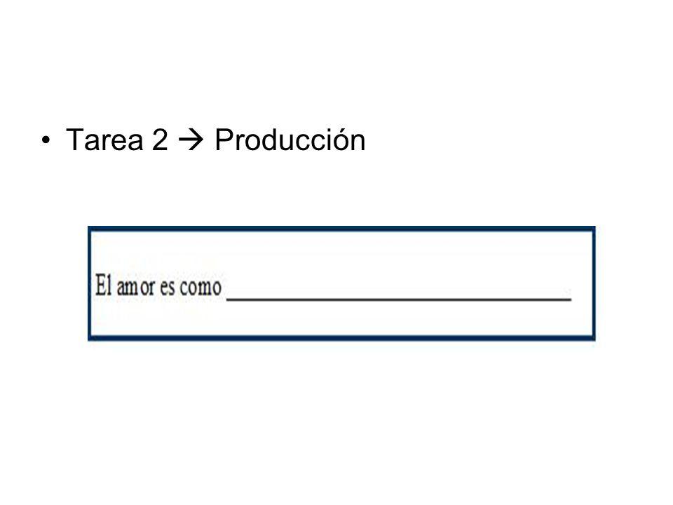 Tarea 2 Producción