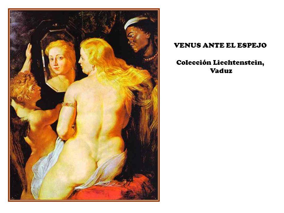 VENUS ANTE EL ESPEJO Colección Liechtenstein, Vaduz