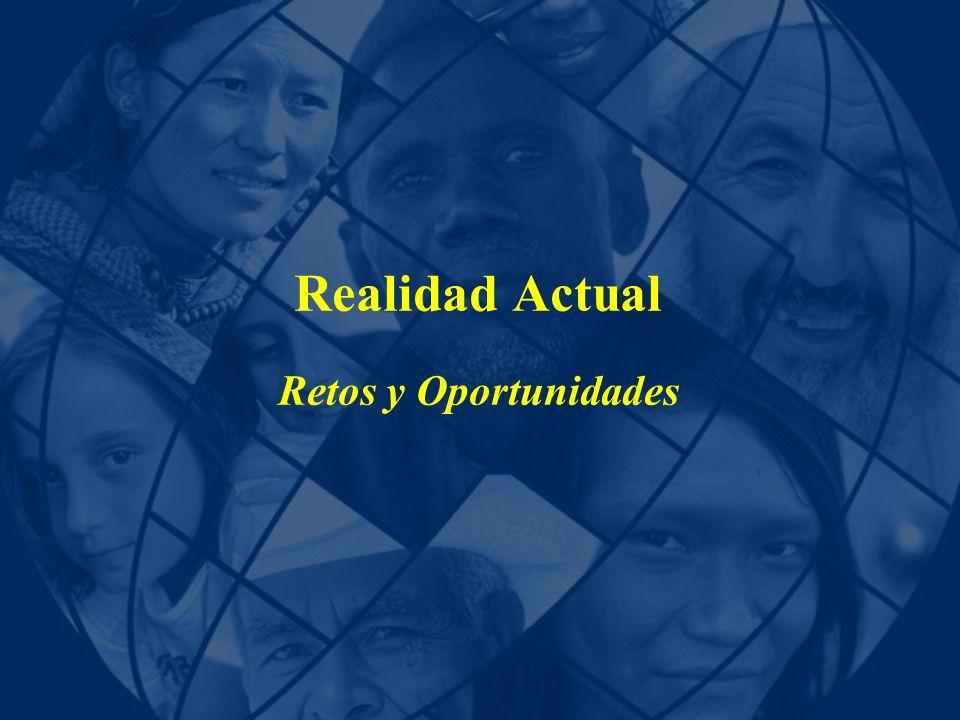 Realidad Actual Retos y Oportunidades
