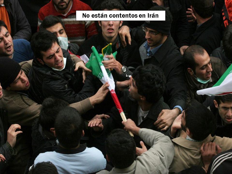 No están contentos en Jordania
