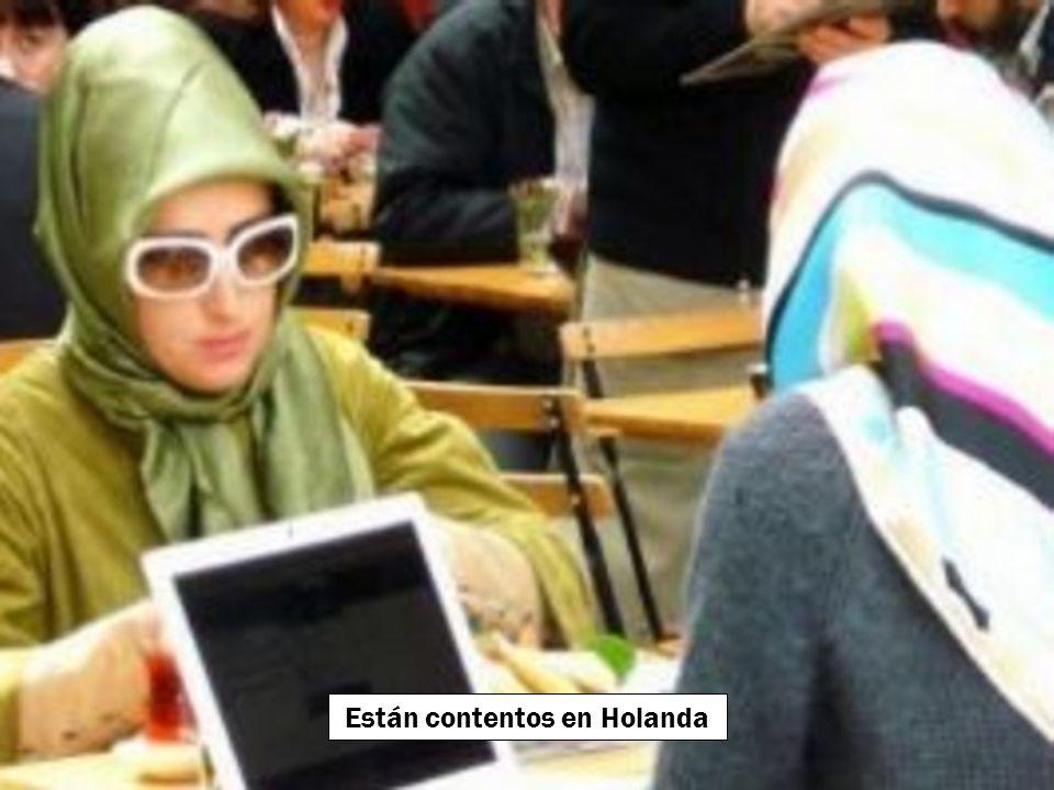 Están contentos en España