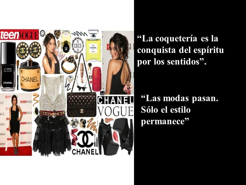 La moda no existe sólo en los vestidos.