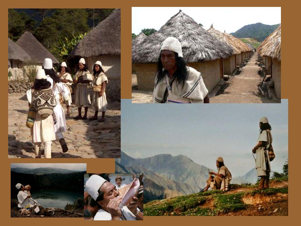 LOS ARHUACOS, Ika o Ijka, son un pueblo amerindio que habita la vertiente meridional de la Sierra Nevada de Santa Marta, Colombia. Son aproximadamente