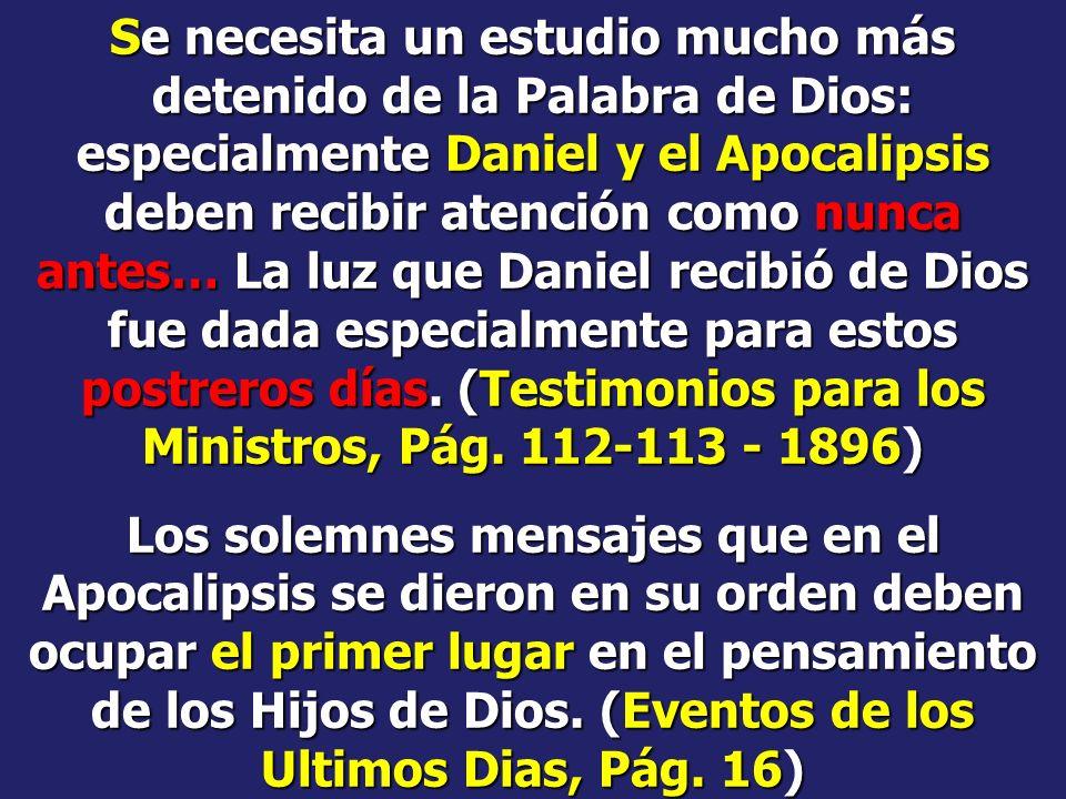 Algunos sienten temor y hasta rechazan leer el libro de Daniel y el Apocalipsis. Afirman de que estos libros hablan de bestias terribles y de números