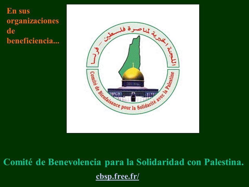 cbsp.free.fr/ Comité de Benevolencia para la Solidaridad con Palestina.