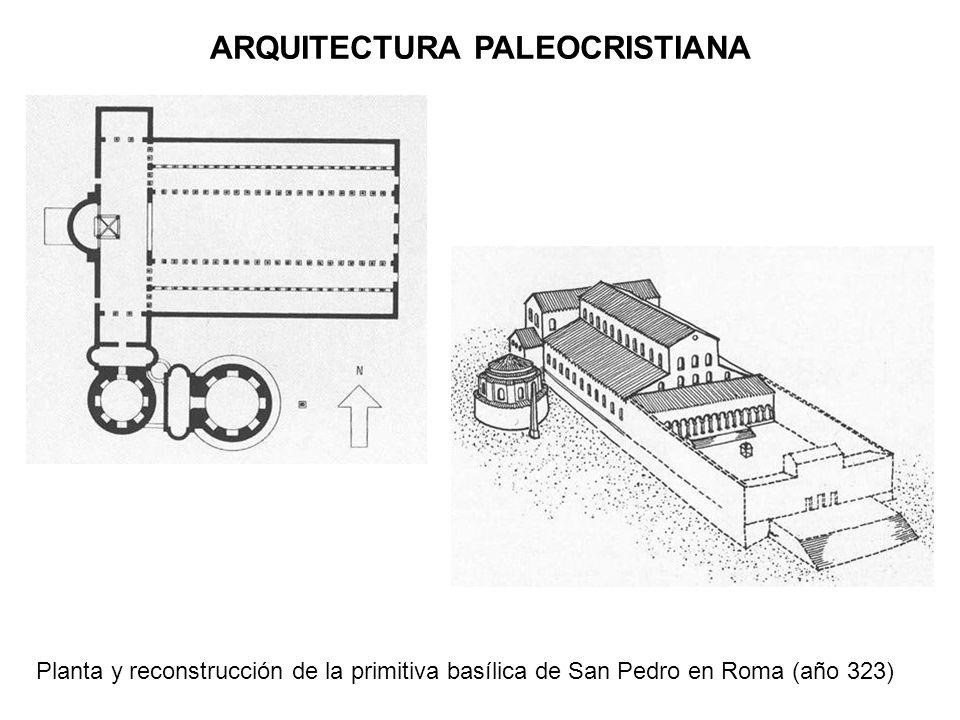 3.- La tela con el mosaico pegado se iza a los andamios 4.- Se desenrolla la tela y se aplica sobre la pared previamente enlucida Iconografía: el mosaico
