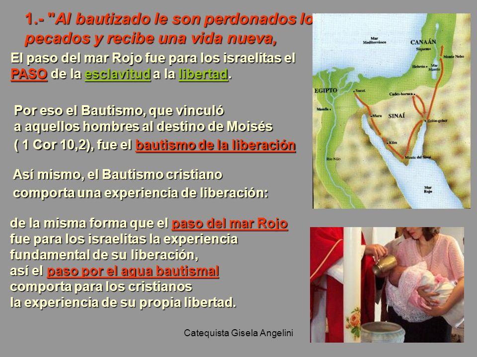 Catequista Gisela Angelini 1.-