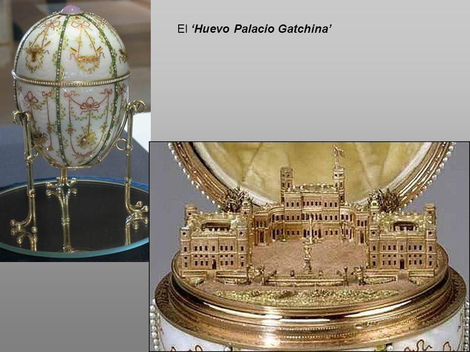 El Huevo Palacio Gatchina