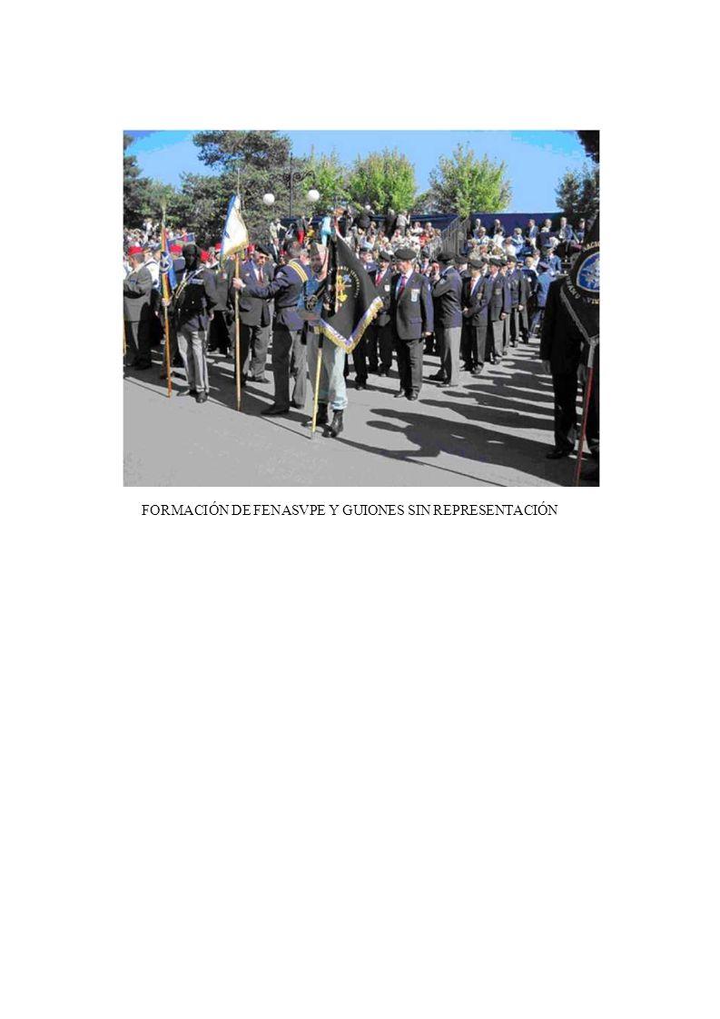 No faltó tampoco el recuerdo para todas las Unidades de nuestros Ejércitos y Guardia Civil que se encuentran en misiones en el extranjero y a los que