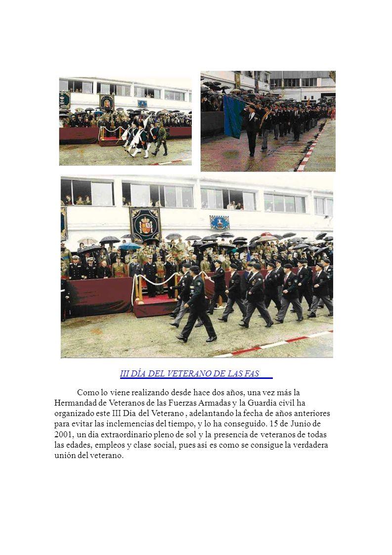 Finalizó el acto con el canto del himno de la Armada y desfile de la Compañía de Honores, guiones y banderines de las diferentes asociaciones y los tr