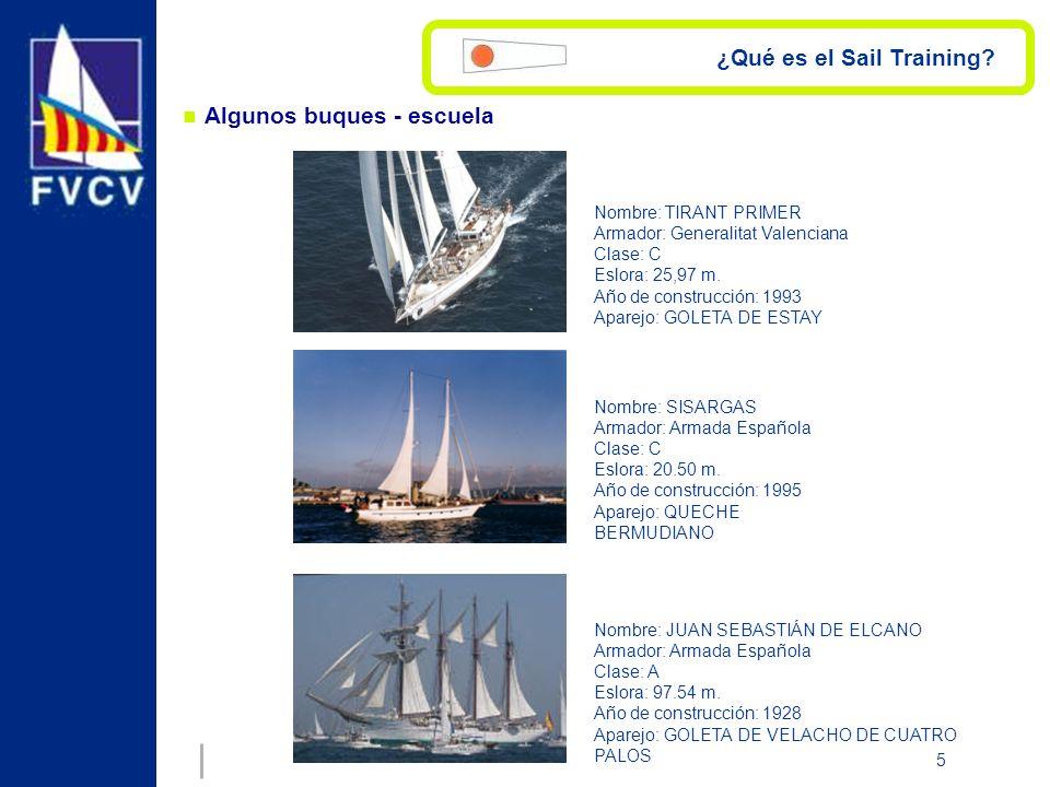 6 Nombre: GRACIOSA Armador: Armada Española Clase: C Eslora: 17.90 m.