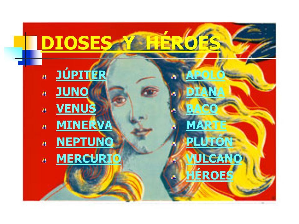 JUNO ATRIBUTOS: La mayoría de las actuaciones de Juno en la mitología están marcadas por su situación de esposa legítima de Júpiter.