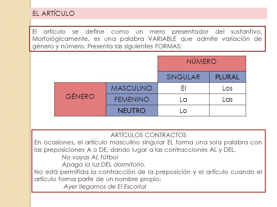 EL ADJETIVO 36 Algunos adjetivos presentan formas especiales para expresar el grado tanto el comparativo como el superlativo absoluto.