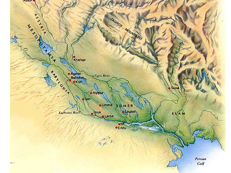 Las civilizaciones mesopotámicas estuvieron marcadas por la guerra, bien para extender sus límites, bien para defenderse de las invasiones.