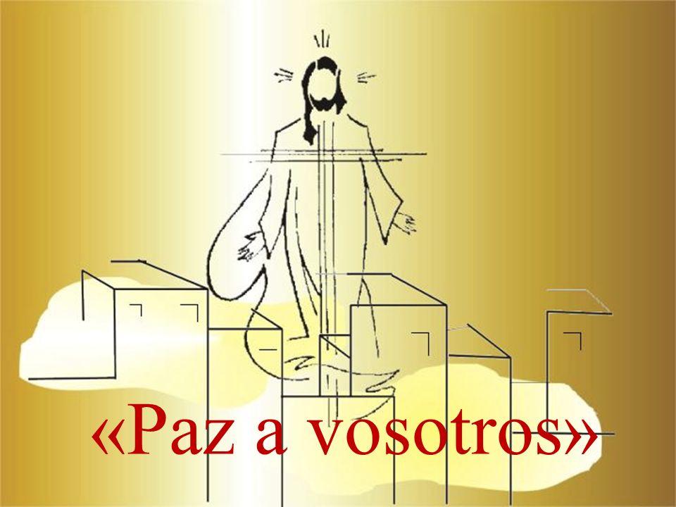 Juan 20, 19-31. II domingo de Pascua –C- Música: Mozart. Sinfonía No. 11. Vivimos resucitados, sin miedo, en paz, con alegría, porque tenemos misión,