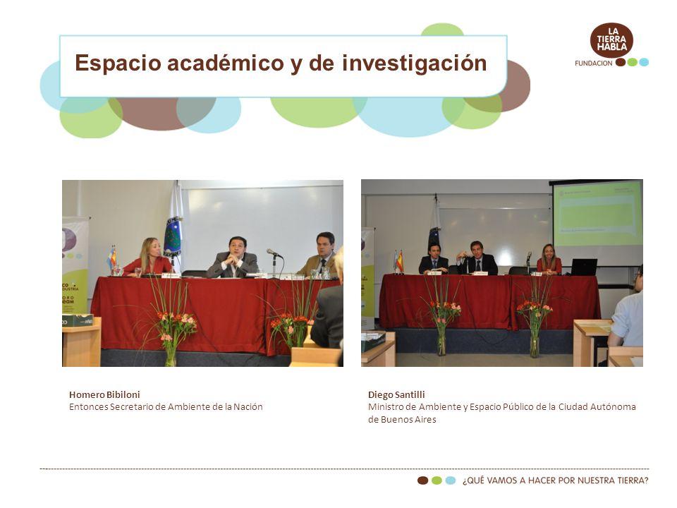 Actividades realizadas: I Jornadas Nacionales sobre IEGA, Universidad Austral I Jornadas Regionales sobre Instrumentos Económicos de Gestión Ambiental, Provincia de San Juan.