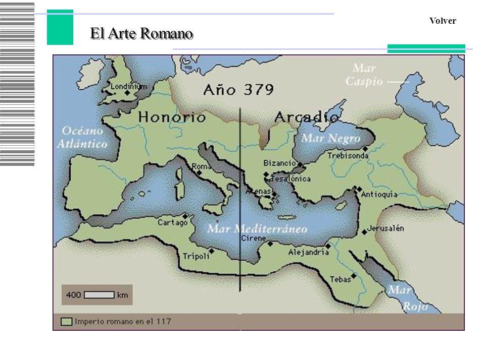 El Arte Romano Volver