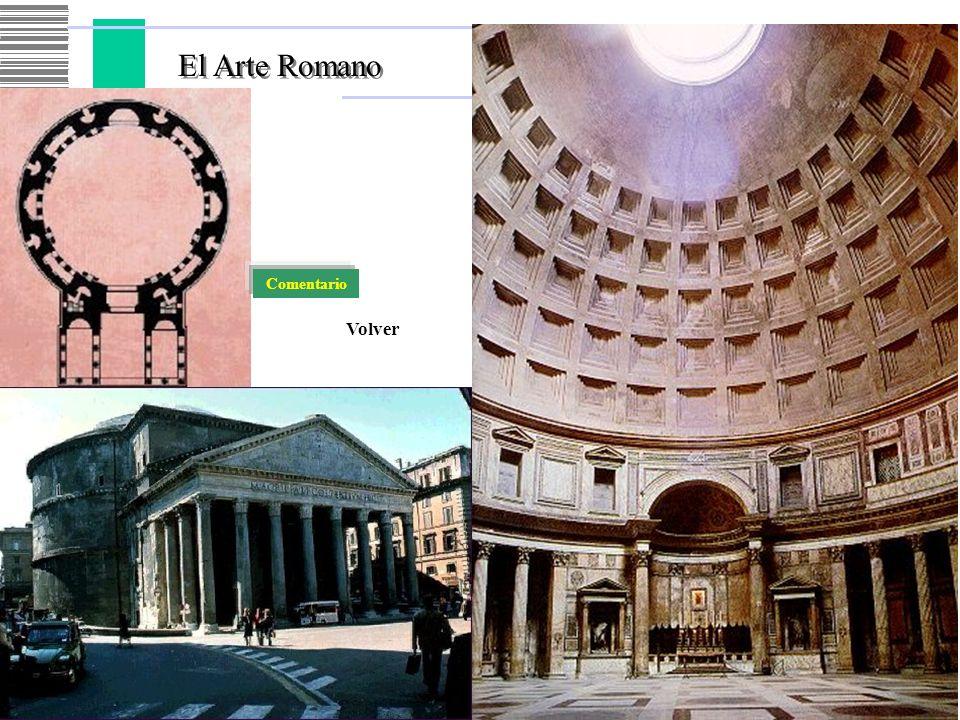 El Arte Romano Volver Comentario