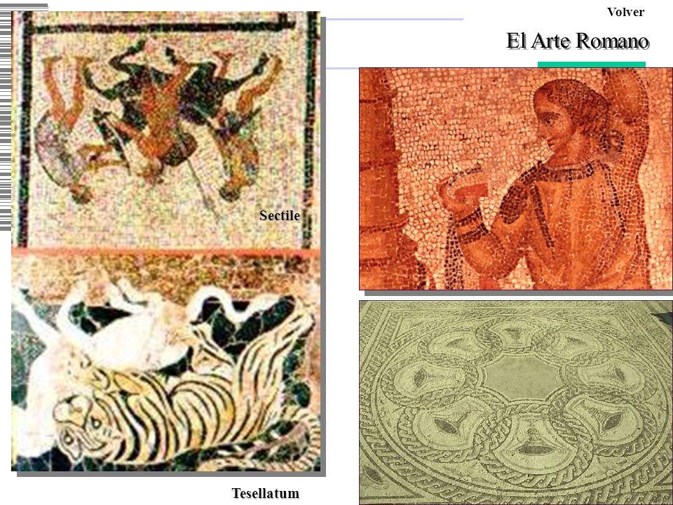 Volver Afrodita Pompeyo El Arte Romano Ara Pacis Sectile Tesellatum
