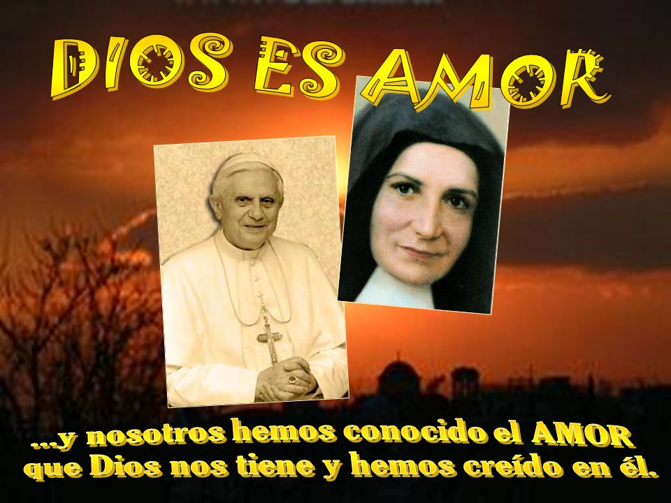 Contemplemos a los Santos, a quienes han ejercido de modo ejemplar la caridad.